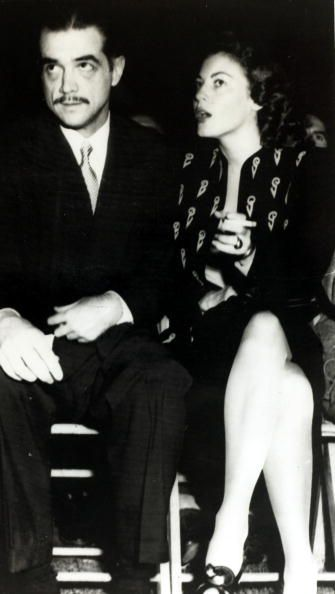 Howard Hughes - Ava Gardner