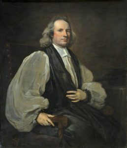 John Moore (1646-1714), Bishop of Norwich and Bishop of Ely by Godfrey Kneller.