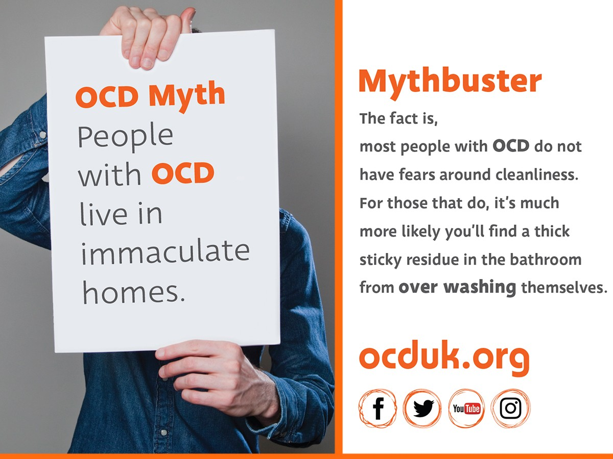 About OCD – OCD-UK