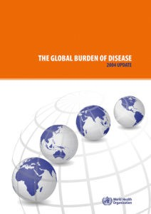 Global Burden of Disease, 2004 Update published in 2008.
