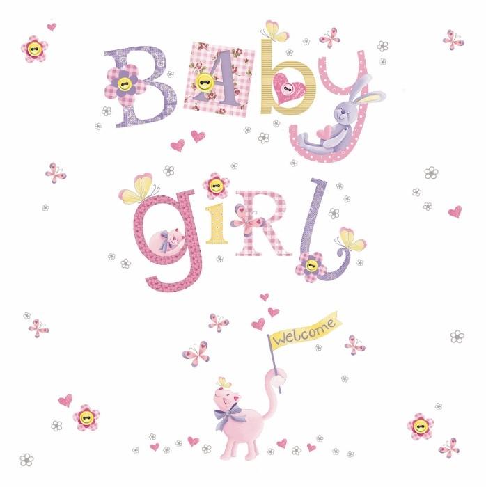 welcome baby girl ocd uk