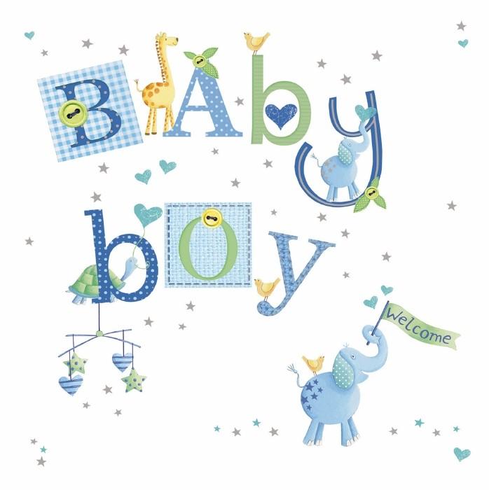 welcome baby boy ocd uk