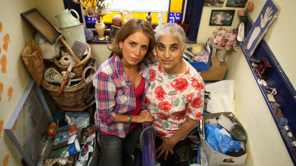 'My Hoarder Mum and Me' featuring TV presenter Jasmine Harmin