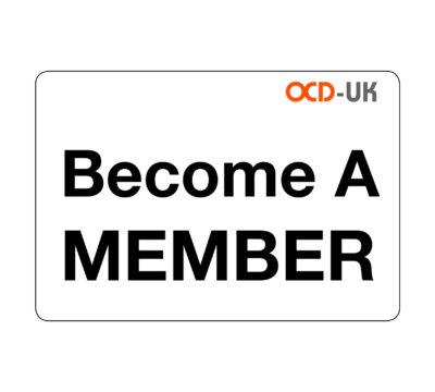 OCD-UK Membership