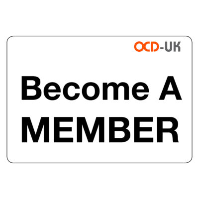 OCD-UK Membership