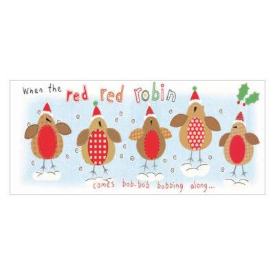 Red Red Robin Chorus