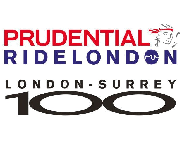 A copy of the Wide100 logo  Red and Blue with large 100 in blcack underneath