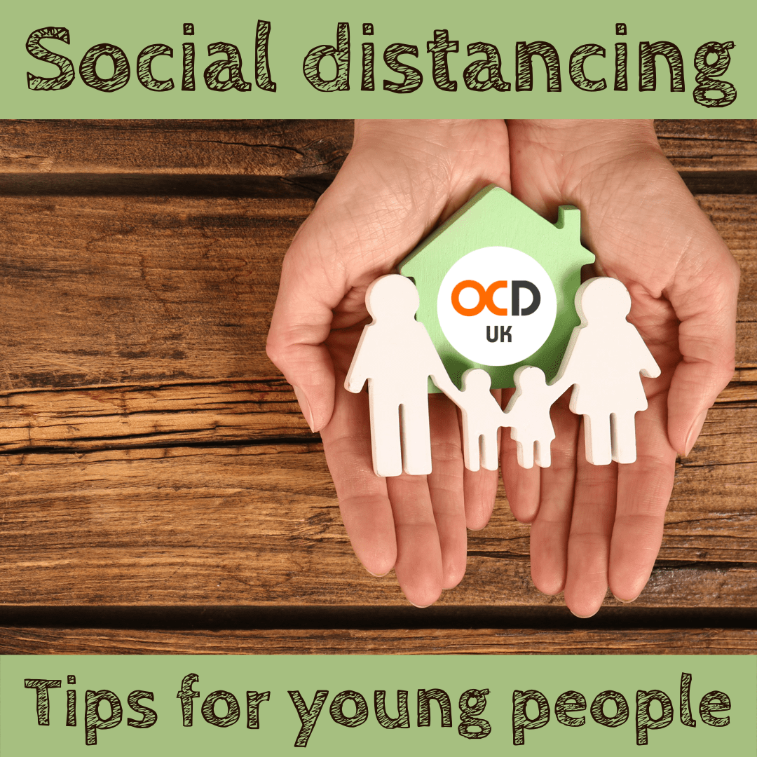 """Featured image for """"Social Distancing Tips for Young People"""""""