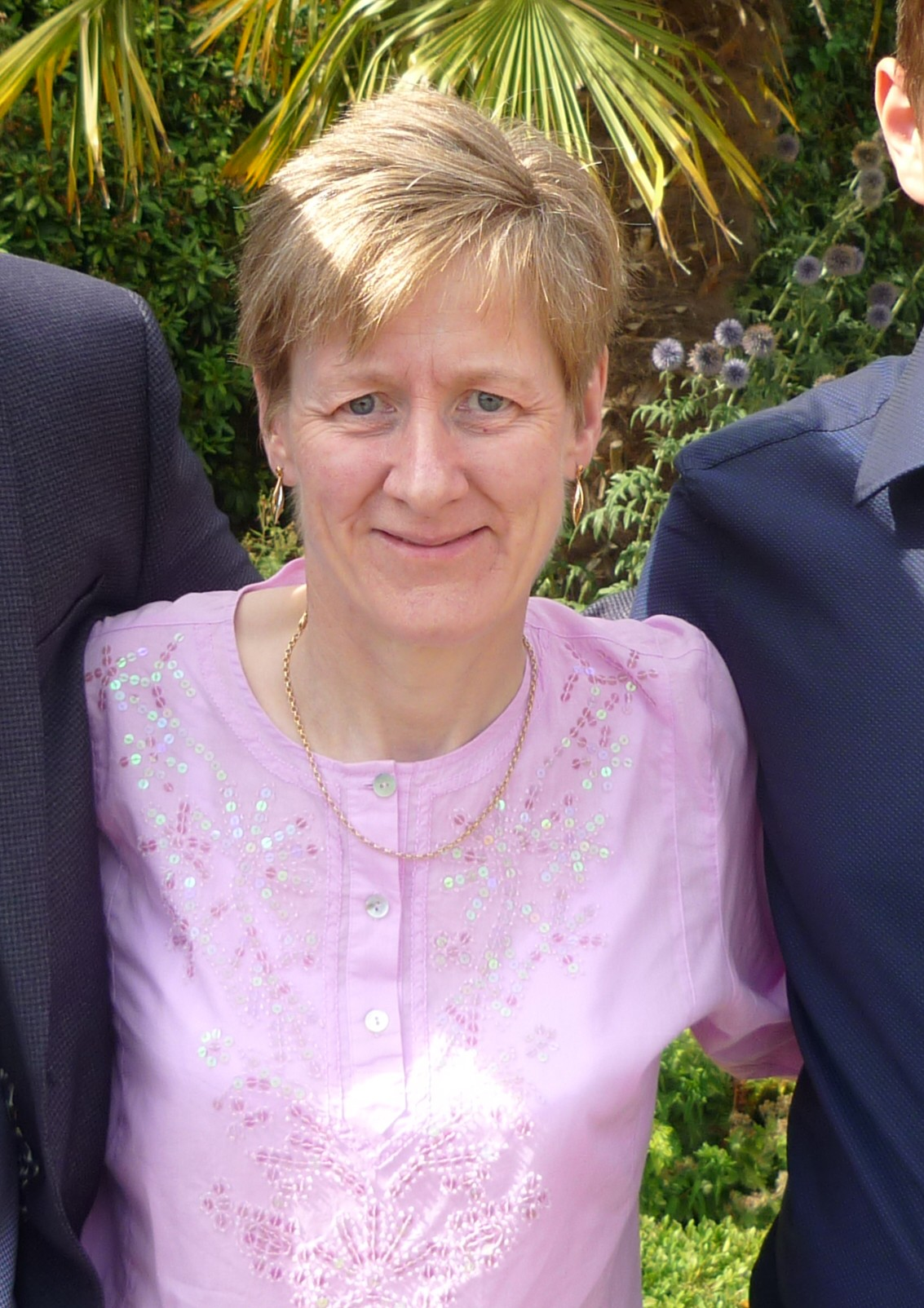 Catherine Mills in 2018